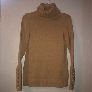 Banana Republic turtleneck sweater, like new!!